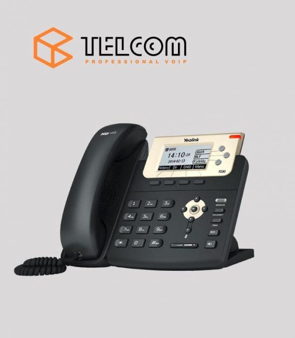IP-телефон Yealink SIP-T23G Telcom