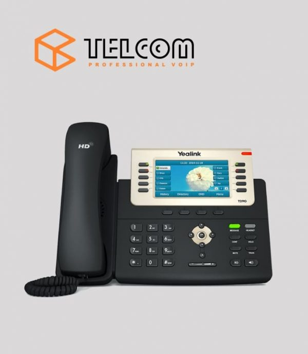 IP-телефон Yealink SIP-T29G Telcom