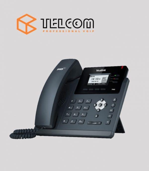 IP-телефон Yealink SIP T40G Telcom
