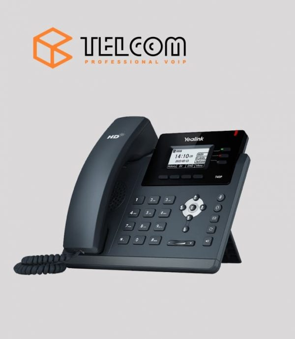 IP-телефон Yealink SIP T40P Telcom