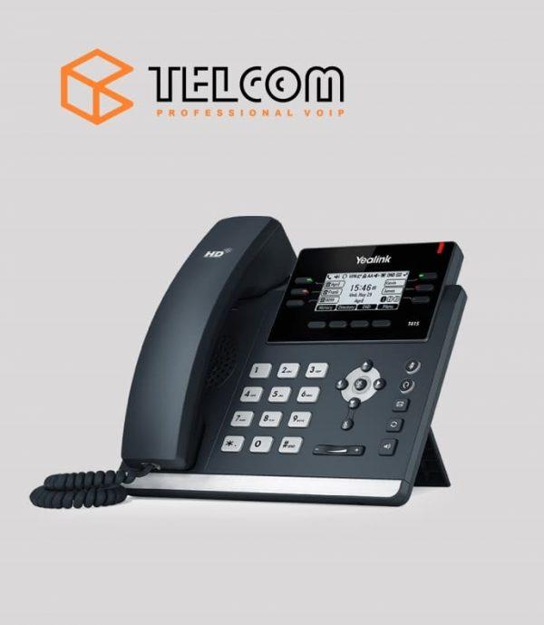 IP-телефон Yealink SIP T41S Telcom