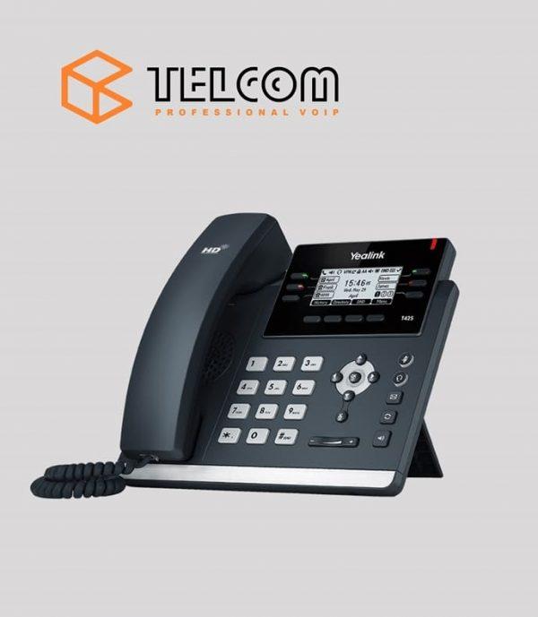 IP телефон Telcom Yealink T42S