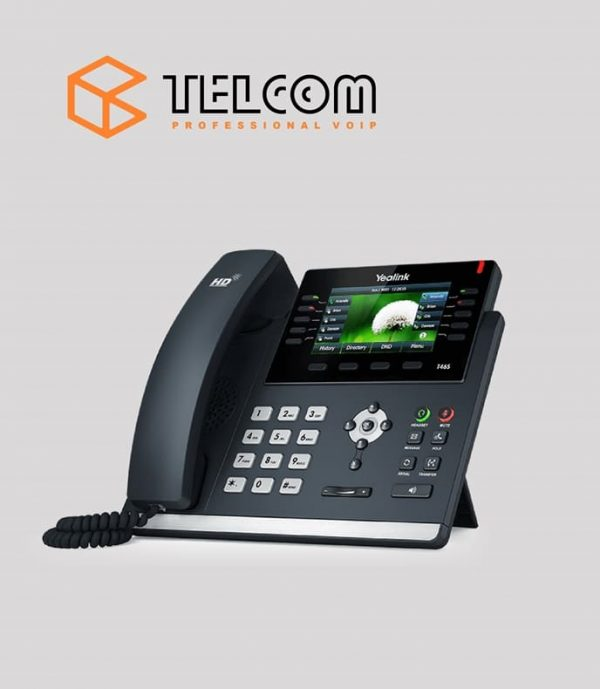 IP телефон Telcom Yealink T46S