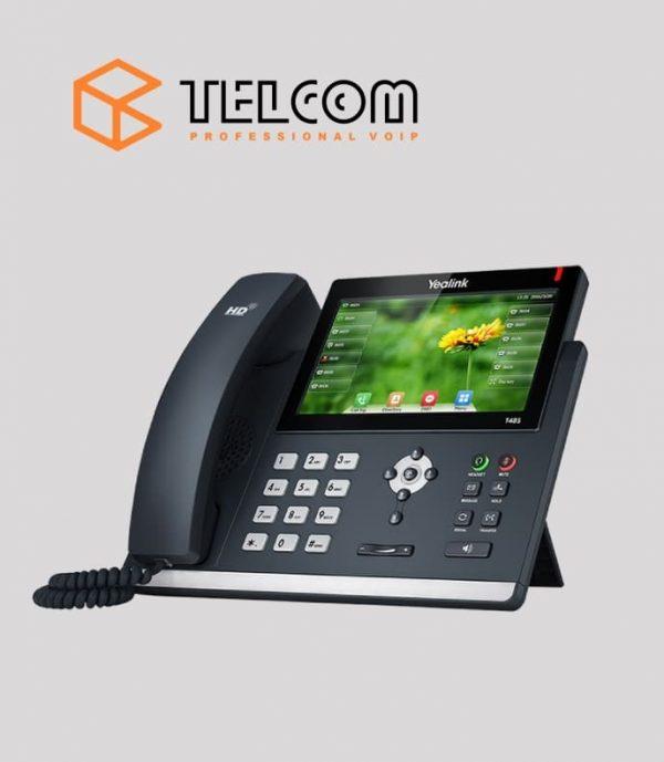 IP телефон Telcom Yealink T48S