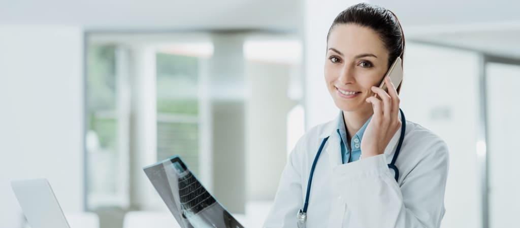 IP-телефония для медицинских учреждений