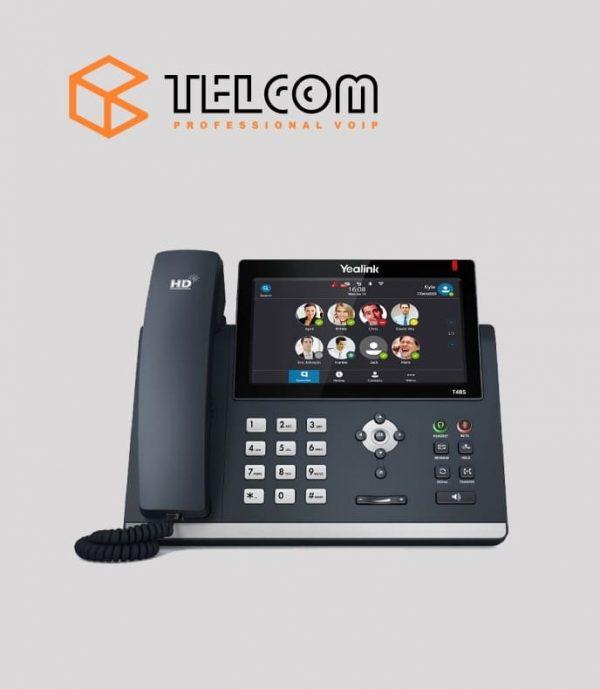 IP-телефон Yealink T48S Skype