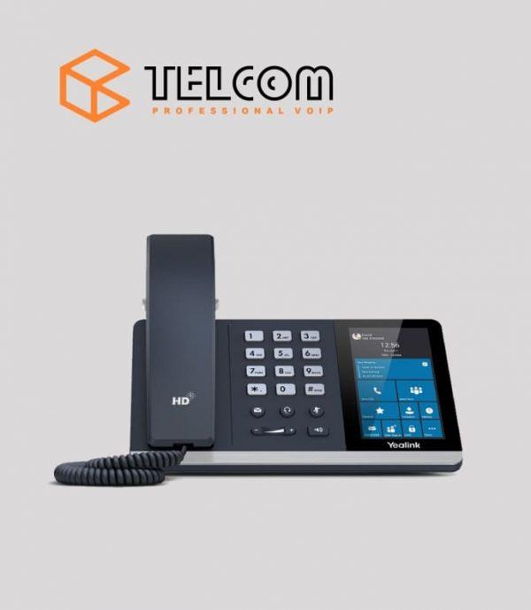 IP-телефон Yealink T55A Skype
