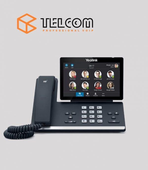 IP-телефон Yealink T56A Skype