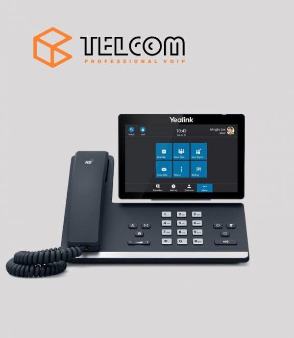 IP-телефон Yealink SIP-T58A Skype