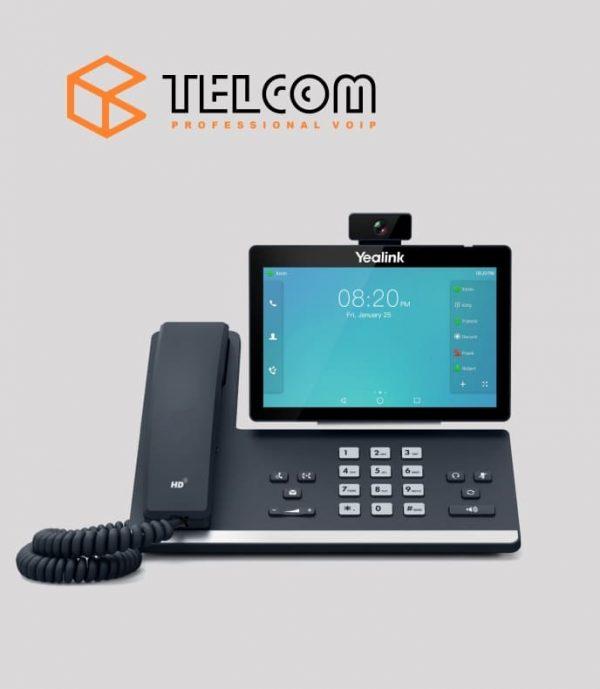 IP-телефон Yealink SIP-T58A + камера