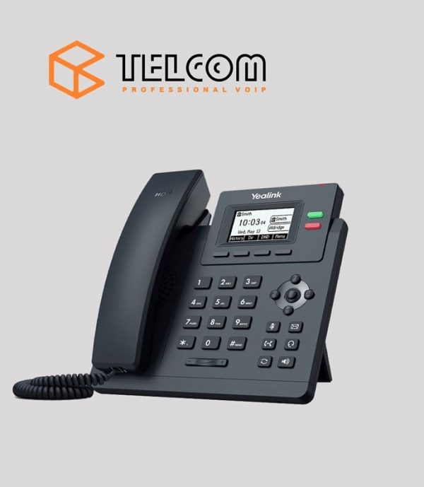 IP-телефон Yealink SIP-T31P