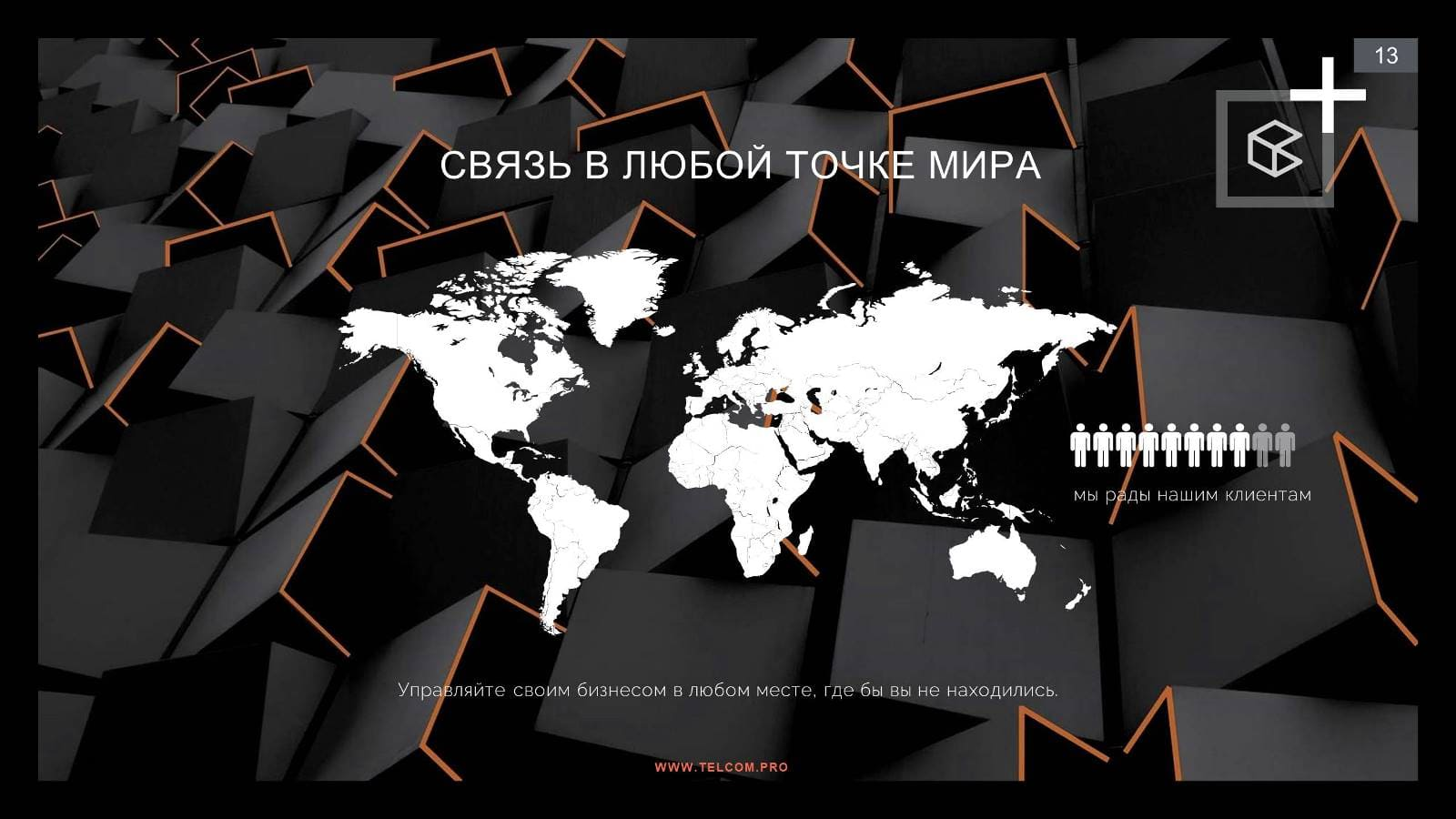 Облачная АТС Telcom Pro